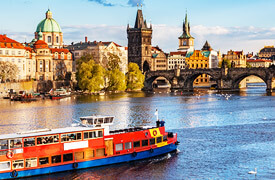 5 Days / 4 Nights  Europe Holidays Package