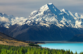 5 Days / 4 Nights  New Zealand Holidays Package