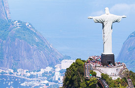 5 Days / 4 Nights South America Holidays Package